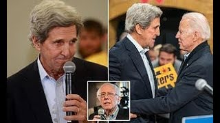 John Kerry Thinks He's The Corporate Democrat Savior From Bernie