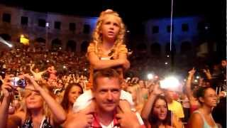 michel telo Nossa  Ai se eu ti Pego( Pula croatia 2012)