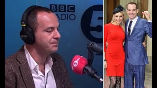 Money saving expert Martin Lewis speaks about his mother's death