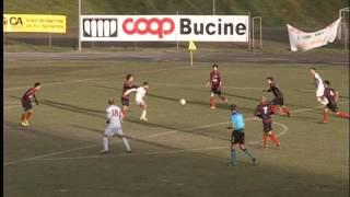 Bucinese-Sinalunghese 1-1 Eccellenza Girone B