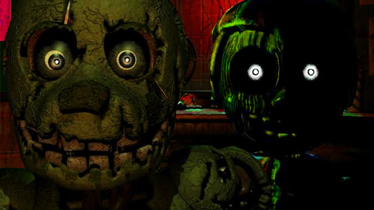 Five Nights At Freddy S 3 Balloon Boy Jumpscare And