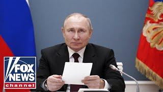 Putin challenges Biden to live on-air 'discussion'