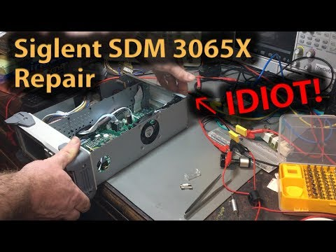 🔴 #356 How Not To Measure Mains AC Voltage With Your Bench Multimeter