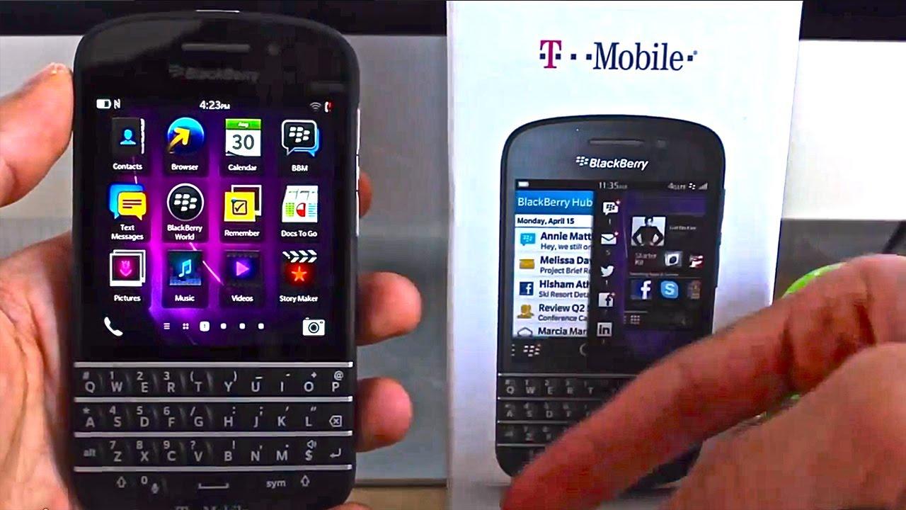 How to Unlock Blackberry Q10 - Learn How To Unlock Blackberry Q10 T Mobile