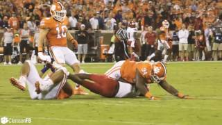 Clemson Football || Most Exciting 25 Seconds Series (2016 Season)