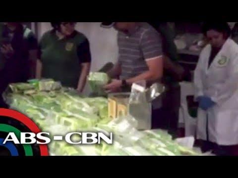 News Patrol: Higit P1B halaga ng shabu, nasabat sa Muntinlupa | March 19, 2019