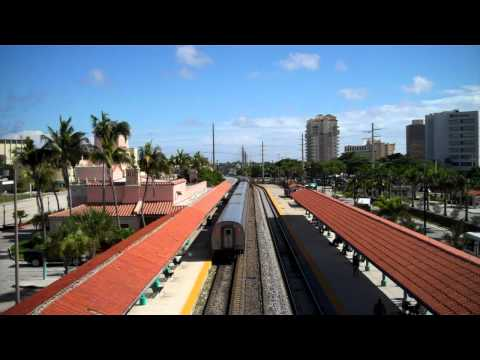 Shots from Above: West Palm Beach Station 8/9/2010