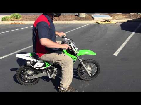 Contra Costa Powersports-Used 2014 Kawasaki KX65 2-stroke racing kiddie dirt bike motorcycle