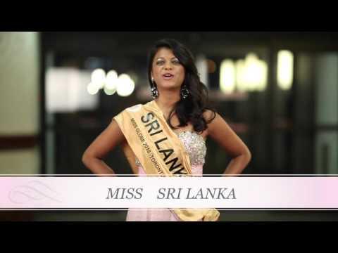 Miss Globe 2015 - Sri Lanka