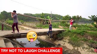 TRY NOT TO LAUGH CHALLENGE Comedy Videos 2019 - Funny Vines Episode 20