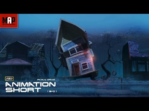 "CGI 3D Animated Short Film ""HOME SWEET HOME""- Cute & Heartwarming Animation by Rubika"