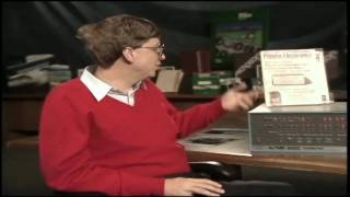 History of Microsoft-Bill Gates  1975-77 - HD