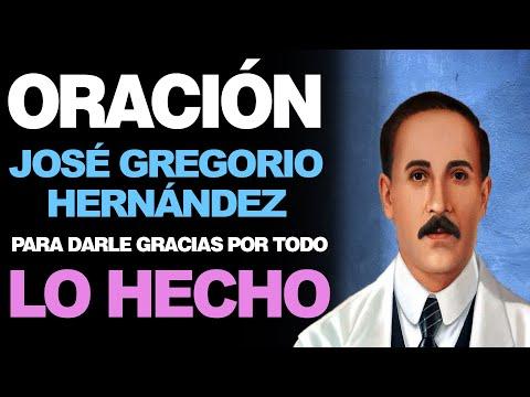 🙏 Oración de Agradecimiento a José Gregorio Hernández POR TODO LO HECHO 🙇️