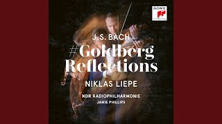 Play Goldberg Reflections Aria for Violin, String Orchestra & Harpsichord