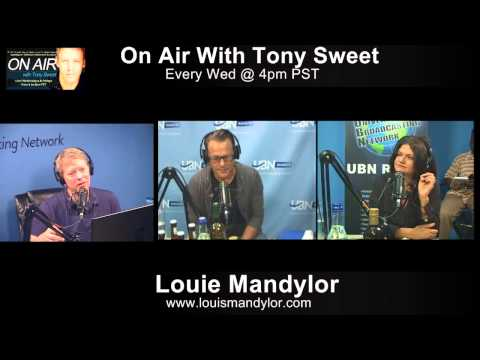 All About Greek - Special Guest, Actor Louis Mandylor - Tony Kostas of South Bay Greek Fest
