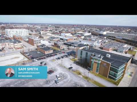 Drone Tour | Campus at Washington | Downtown Indianapolis