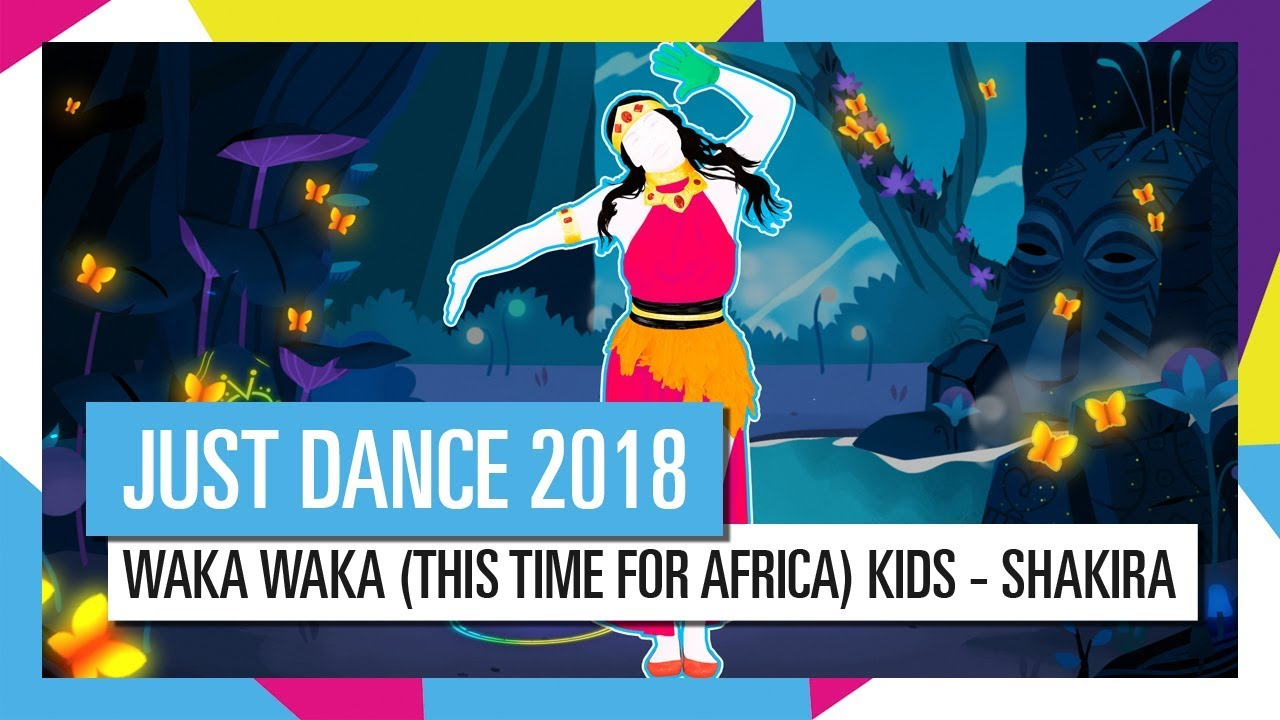 Video - Waka Waka (This Time For Africa) (Kids Mode) - Gameplay