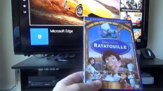 How to watch a DVD or Blu Ray disc on the XBOX ONE