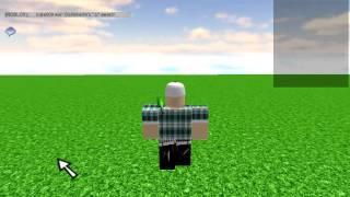 ROBLOX - nuke009 and the :U'ing N3wB