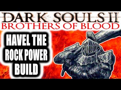 Dark Souls  Havel Build