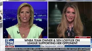 Senator Loeffler Discusses The WNBA & Cancel Culture On The Ingraham Angle