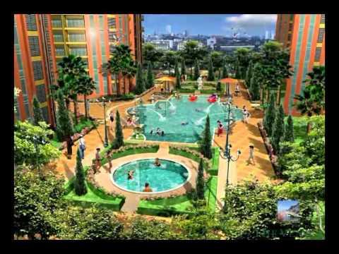 The Venice Luxury Residences in McKinley Hill Fort Bonifacio Taguig Metro Manila Philippines