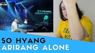 Voice Teacher Reacts to So Hyang - Arirang Alone [Immortal Songs 2]