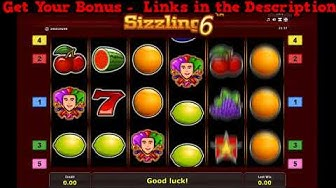 Sizzling 6 Slot - USA Online Gambling Sites For VIP Players