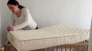 Savvy Baby Organic Crib Mattress Review By Harvestqueen