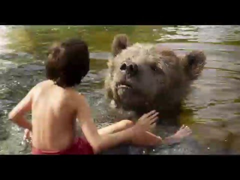 The Jungle Book - Bare Necessities | official clip (2016) Balu