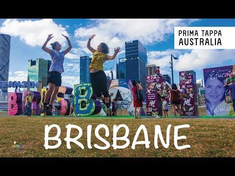 PRIMA TAPPA AUSTRALIANA, BRISBANE - SIAMO ARRIVATE IN AUSTRALIA!! - Vlog 58