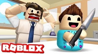 THE WORST BABY IN ROBLOX