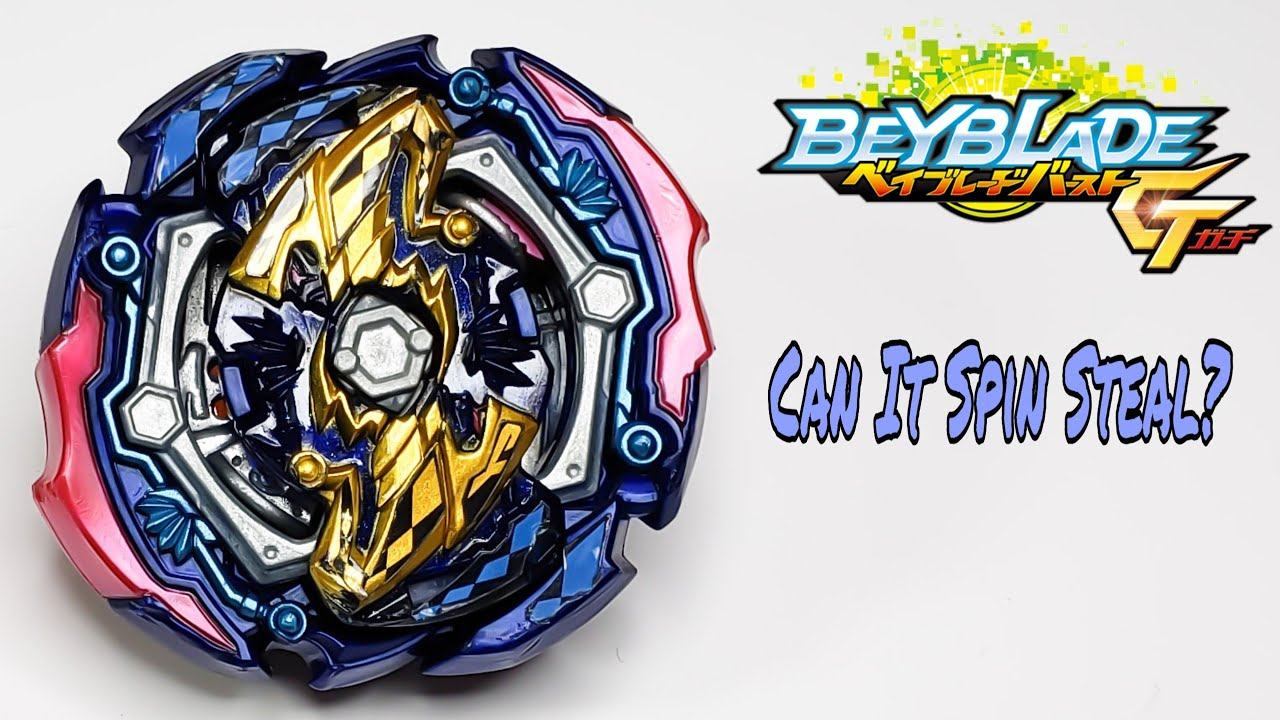 Can Judgement Joker Spin Steal? | Beyblade Burst Gachi/GT Spin Steal