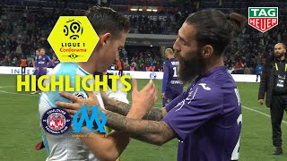 Toulouse FC - Olympique de Marseille ( 2-5 ) - Highlights - (TFC - OM) / 2018-19
