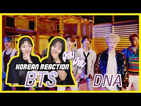 [Korean Reaction] BTS (방탄소년단) - DNA MV