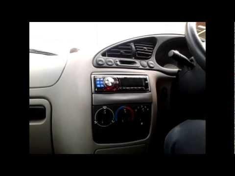 Radio Installation Ford Fiesta (19952002) | JustAudioTips  YouTube