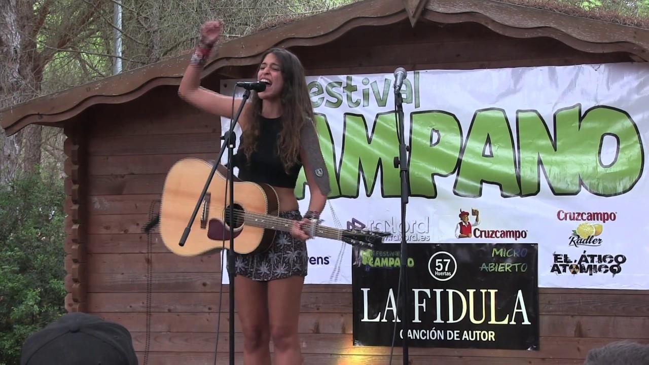 Lena Carrilero - Paraíso terrenal (Festival Campano 2017)