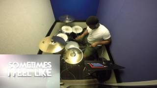 Voice Cheers To Life Soca 2016, Drum Cover By: Jordan JohnLewis