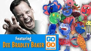 "The Go Go Brothers S1 (Ep 10) ""Monsters"" feat. Dee Bradley Baker"