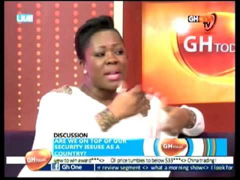 #Ghtoday: Gitmo prisoners transfer good for Ghana's outlook - Irbad Ibrahim