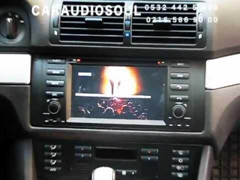 BMW X5 M5 ve Tüm 5 Kasalara Uygun For-X 5046 Multimedia ...