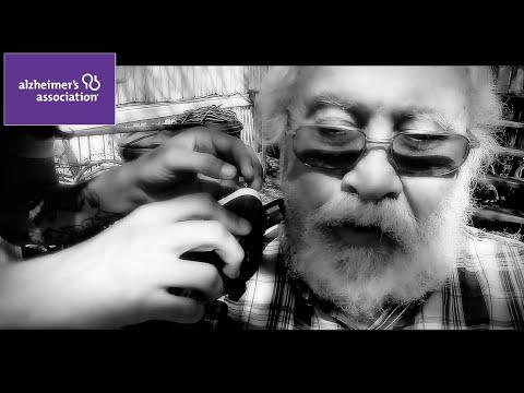 Shaving My Grandpa's Face   Alzheimer's Awareness