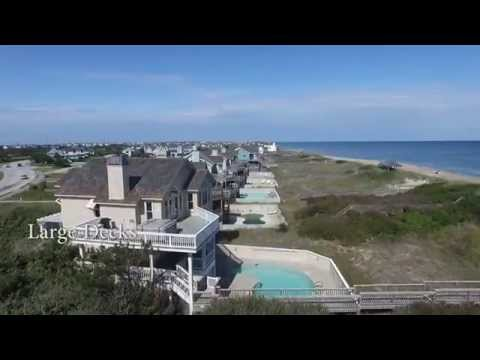 Sunday Drive #510 | Oceanfront Home In Nags Head NC | Outer Banks