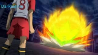 Inazuma Eleven Go Vs Danball Senki W Majin Pegasus Arc R Vs Asterick Rock