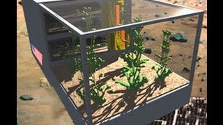 NASA Growing A Garden on Moon and Grow Plants in 2015