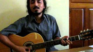 Swaminatha Paripalaya Raga Nattai - Indian carnatic classical singing - Chords rhythm guitar