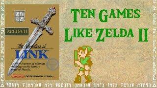 10 NES Games Like Zelda II: The Adventure of Link