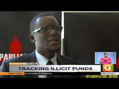 African legislators undergo training tracking illicit funds #MondaySpecial