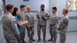 Air Force Medical Home (AFMH) Huddles training