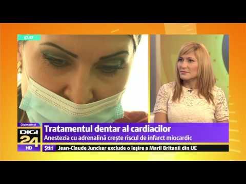 Tratamentul dentar al cardiacilor